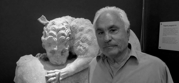 Ο Καθηγητής Αρχαιολογίας Πέτρος Θέμελης βραβεύτηκε στο Βατικανό