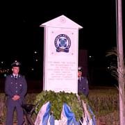 Τιμή και συγκίνηση στα αποκαλυπτήρια του μνημείου πεσόντων αστυνομικών στο αεροδρόμιο Ε. Βενιζέλος