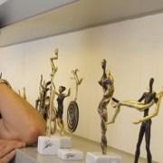 Γιάννης Σουβατζόγλου: ο γλύπτης που ταξιδεύει την Ελλάδα…