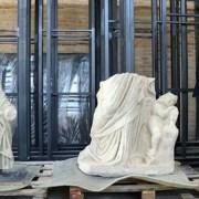 Ανακαλύφθηκε εντυπωσιακό άγαλμα της θεάς Υγείας στη Τουρκία