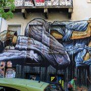 15 γκράφιτι της Αθήνας με βαθύτερο νόημα..