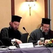 O Αρχιμανδρίτης Απόστολος Καβαλιώτης παρουσίασε το νέο του θεολογικό βιβλίο