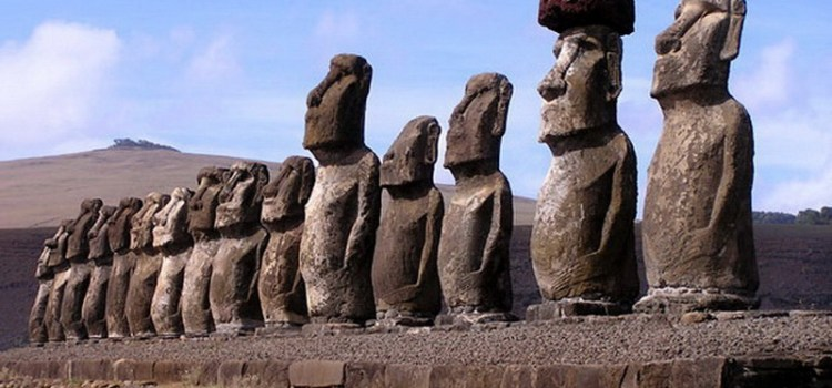 Ο πολιτισμός των ιθαγενών Ράπα Νούι δεν «αυτοκαταστράφηκε»