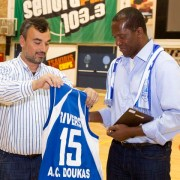 Ο Διευθυντής του Αθλητικού Συλλόγου Εκπαιδευτηρίων Δούκα και του Αθλητικού Κέντρου Δαΐς Απόστολος Κατσαρός «Θυμάται…»