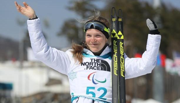 Βραβείο Αθλητισμού Sciacca 2018 στη Ρωσίδα Παραολυμπιονίκη σκιέρ Ekaterina Rumyantseva