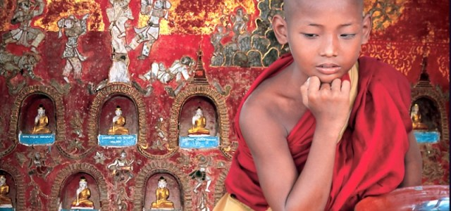 Burma (Βιρμανία) η «χώρα των χρυσών οριζόντων»