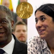 Το Νόμπελ Ειρήνης στον Ντένις Μουκουέγκε και την Νάντια Μουράντ