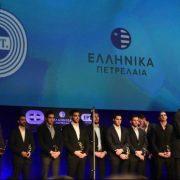 Με επιτυχία ολοκληρώθηκε η 65η Τελετή Απονομής Αθλητικών Βραβείων ΠΣΑΤ 2018
