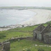 Ένα νησί που κρέμεται από μια κλωστή