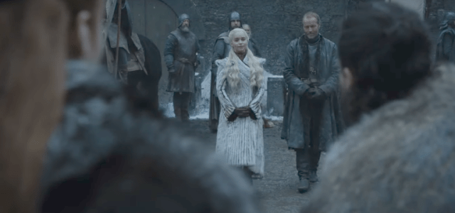 Τα πρώτα πλάνα από την 8η σεζόν του Game of Thrones