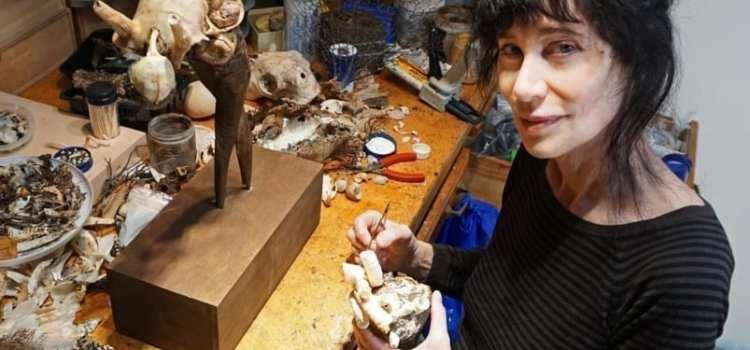 Gillian Genser:  Η καλλιτέχνις που δηλητηριάστηκε από την τέχνη της