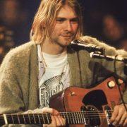 Βιβλίο αφιερωμένο στον Kurt Cobain