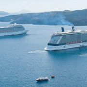 Νέα διάκριση της Ελλάδας στο Λονδίνο ως ο καλύτερος προορισμός κρουαζιέρας παγκοσμίως