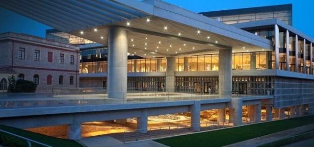 Ελεύθερη είσοδος στο Μουσείο της Ακρόπολης την 25η Μαρτίου