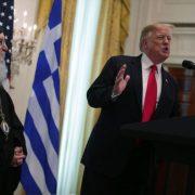 Ντ. Τραμπ: Οι ΗΠΑ έχουν βαθιά διαμορφωθεί από τον ελληνικό πολιτισμό