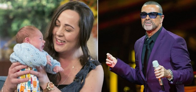 Γέννησε η γυναίκα που έκανε εξωσωματική με έξοδα του Τζορτζ Μάικλ Η Gillard έμαθε ότι είναι έγκυος την ημέρα που πέθανε ο τραγουδιστής
