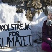 Γκρέτα Τούνμπεργκ: Η 16χρονη που απεργεί κάθε Παρασκευή για την κλιματική αλλαγή