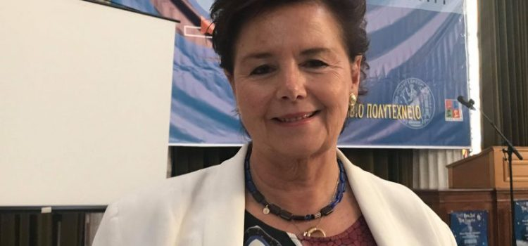 Βραβείο Επιστήμης για την αποκατάσταση μνημείων Sciacca 2019 στην Καθηγήτρια του Ε.Μ.Π Αντωνία Μοροπούλου