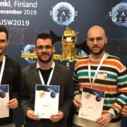 Έλληνες φοιτητές κατέκτησαν τη δεύτερη θέση σε πανευρωπαϊκό διαγωνισμό διαστημικής