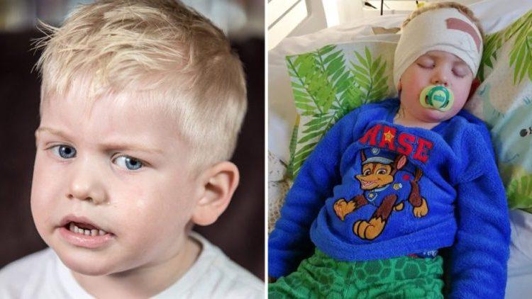 Το στραβό χαμόγελο του γιου τους ήταν τελικά θανάσιμος καρκίνος