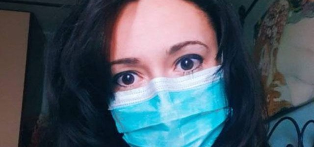 H 32χρονη Diana Visigalli, επέζησε από τον Covid-19: «Δεν είναι αστείο, πρέπει να μείνουμε σπίτι»