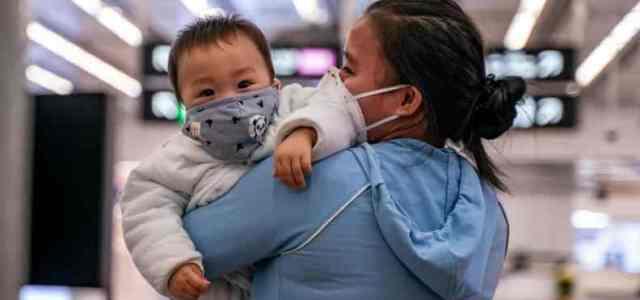 Κίνα: Κορωναϊός σε νεογέννητο εγείρει ερωτήματα για την μετάδοσή του