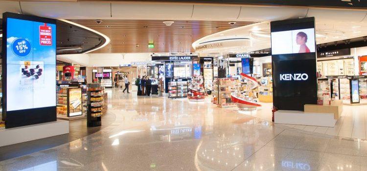 Μόλις 139 ευρώ ο ημερήσιος τζίρος για τα καταστήματα αφορολογήτων ειδών σε 14 αεροδρόμια