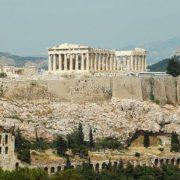 Η Ακρόπολη εντυπωσιάζει με το κάλλος και τους συμβολισμούς της