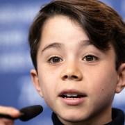 Ο 11χρονος ηθοποιός Federico Ielapi, ο πρωταγωνιστής του Pinocchio βραβεύεται από τα Sciacca
