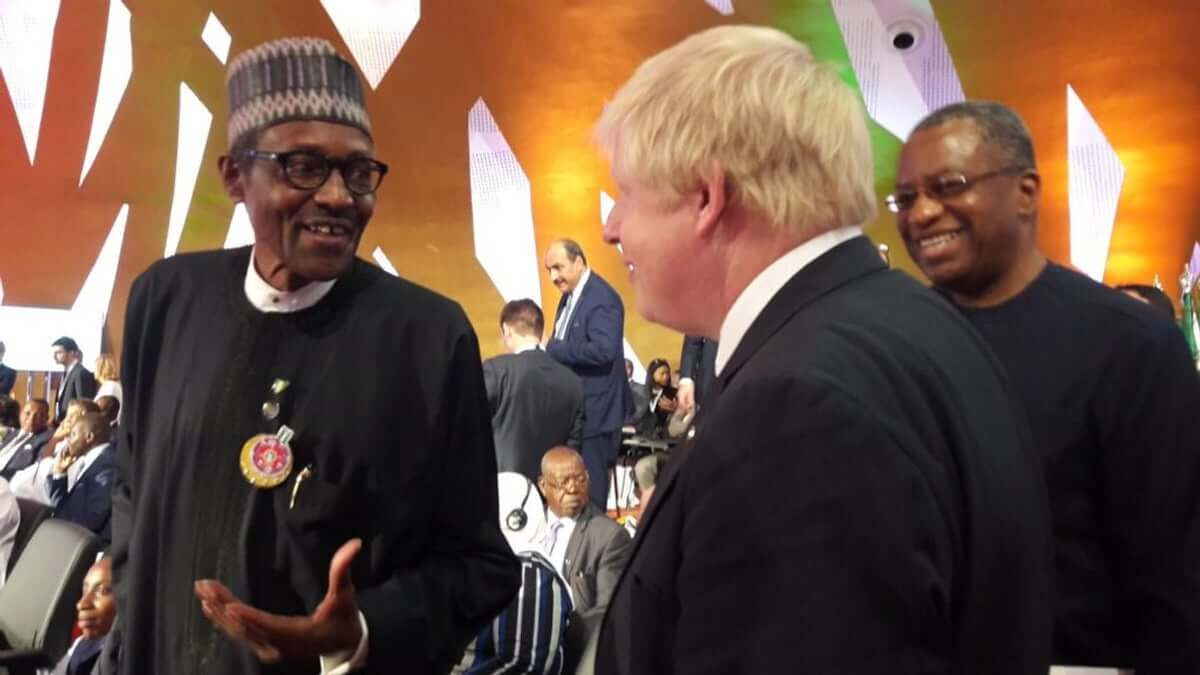 'Let's-improve-on-our-close-relations',-Buhari-to-Boris