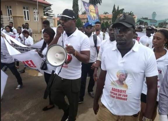 Protest-against-Adeboye,-CDM-says-Eedris-Abdulkareem-is-jobless