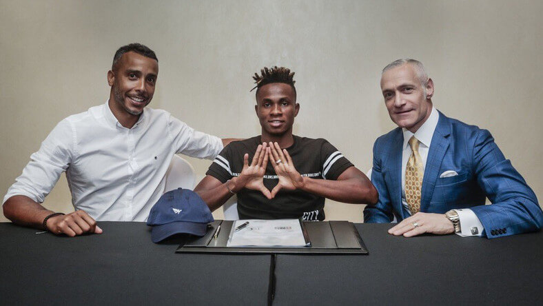 Samuel-Chukwueze-joins-JAY-Z's-Roc-Nation-Sport