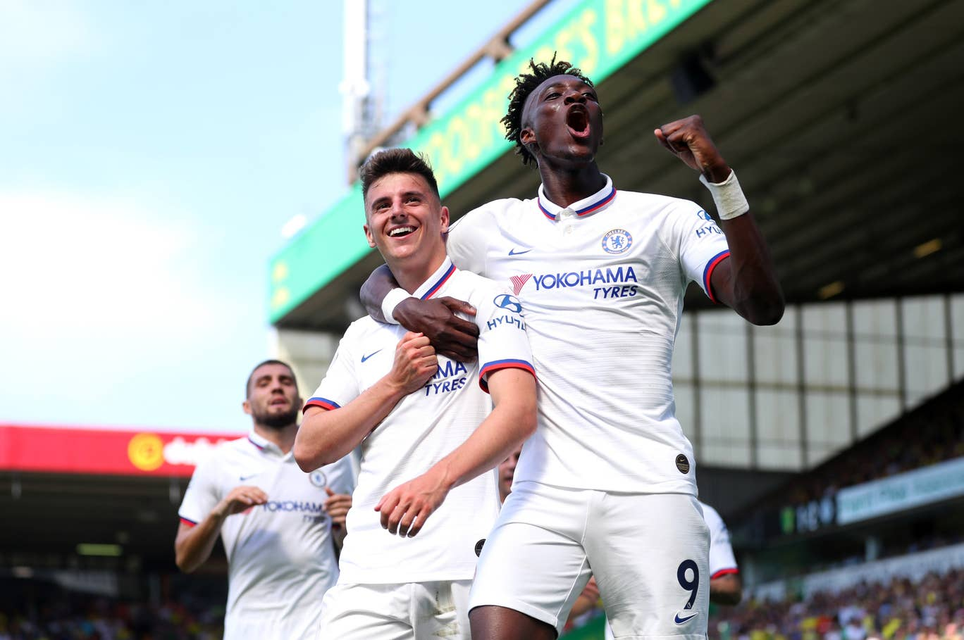 Racial Abuse: Tammy Abraham's mother wept
