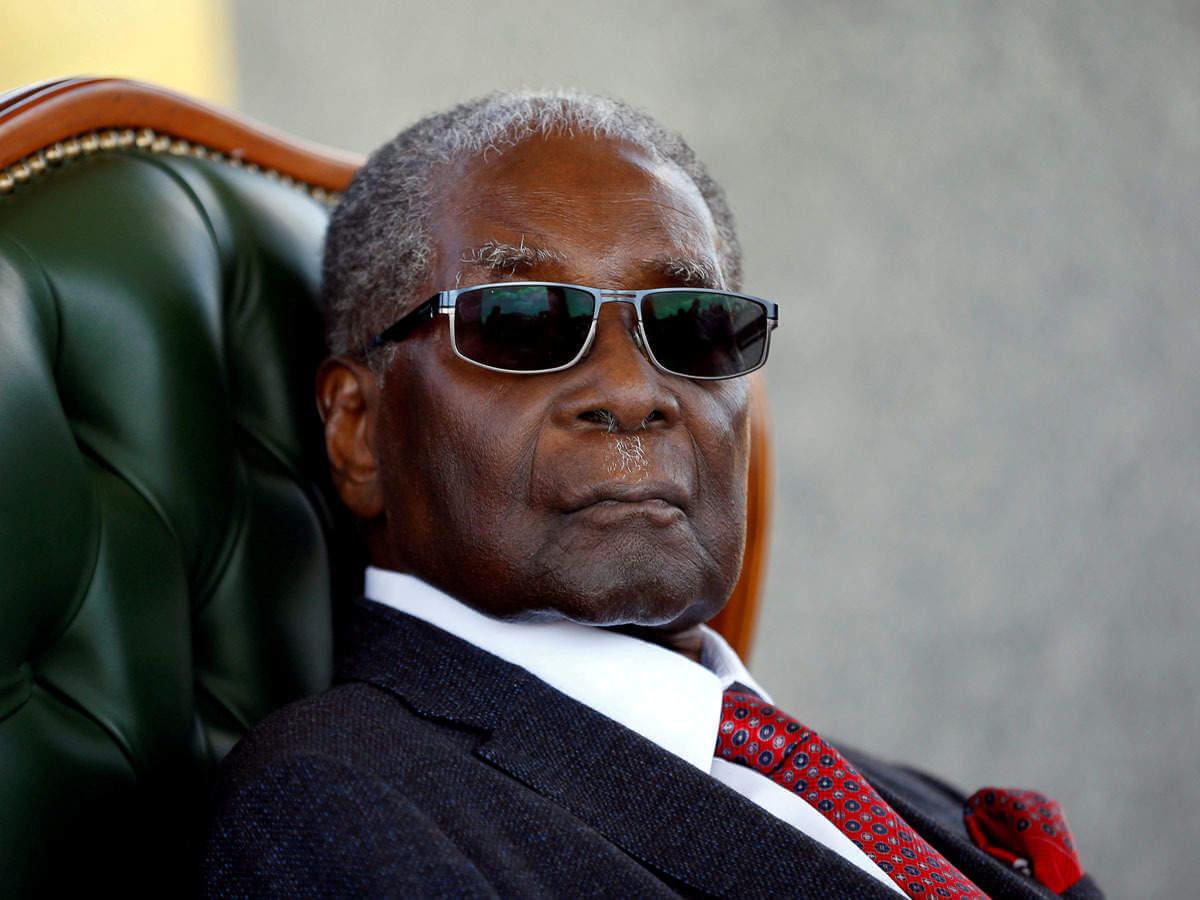 Former-Zimbabwe-President,-Robert-Mugabe-dies-at-95