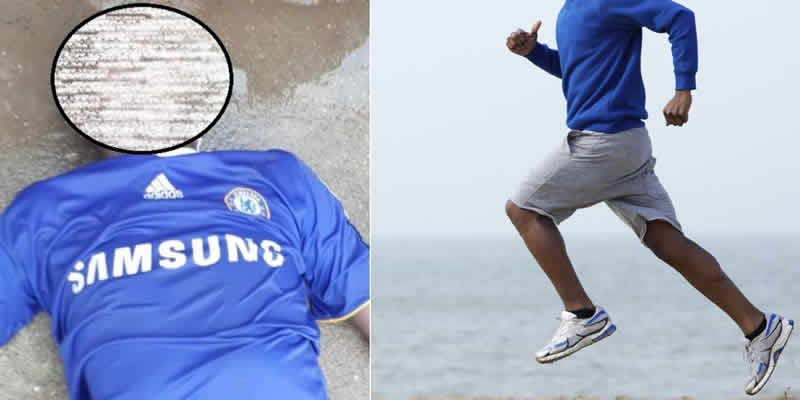Man-dies-while-jogging