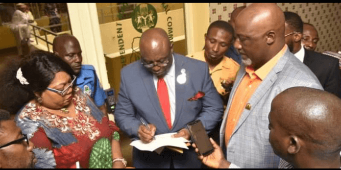 21-video-clips-Dino-Melaye-petitions-INEC