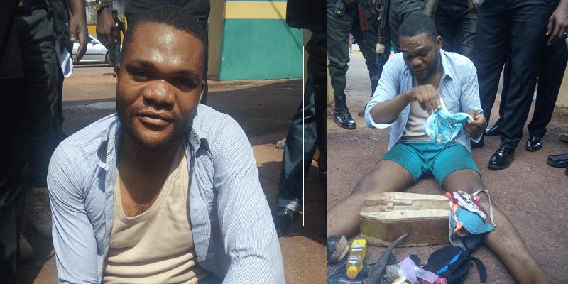 Enugu-police-parades-pastor-for-rape-of-church-member