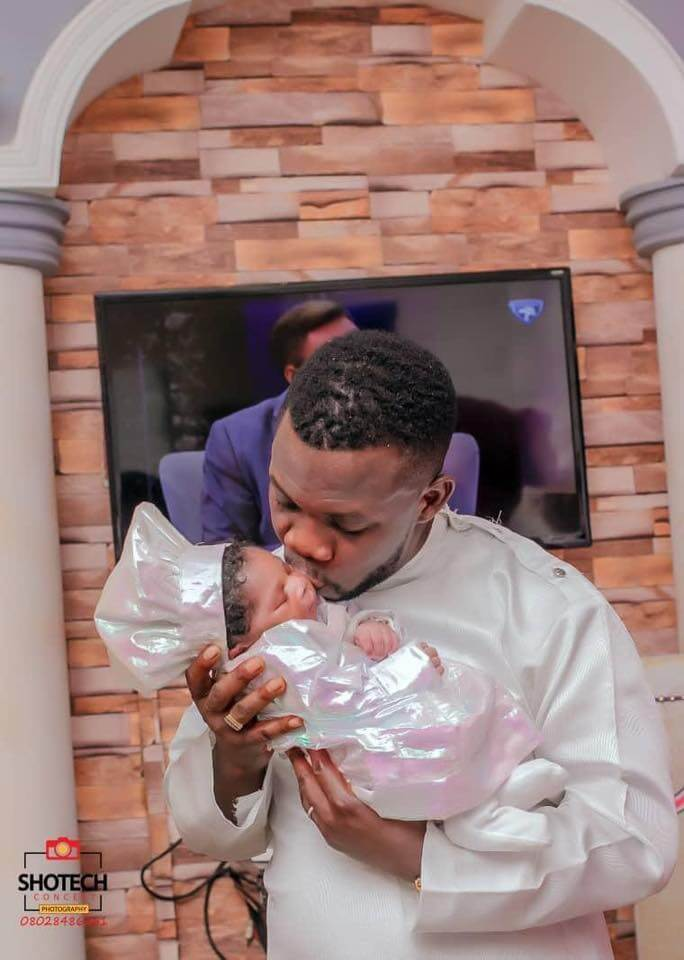 Prophet-Ogundipe,-Genesis-welcomes-new-born-baby