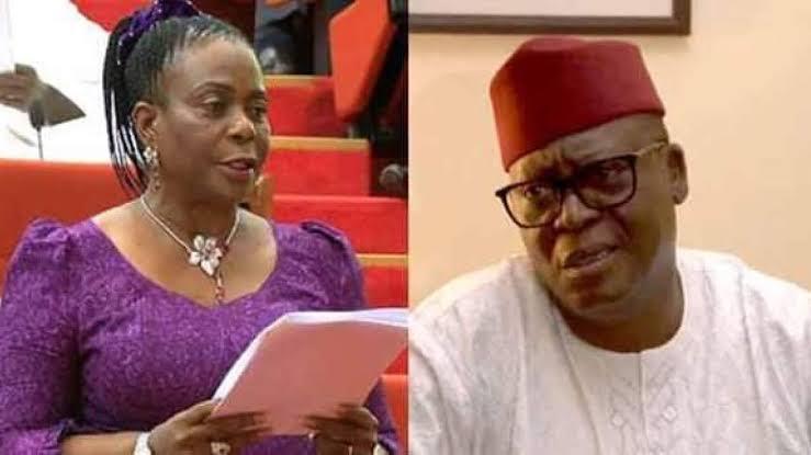 God's-grace-mercy-returned-me-to-Senate-Olujimi