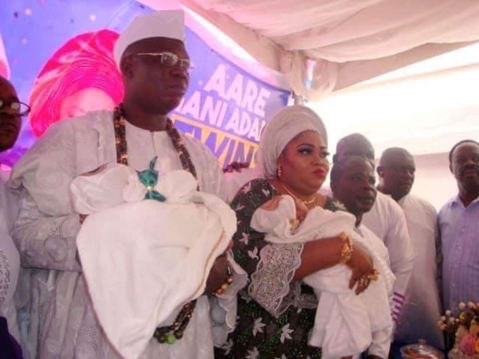 aare-gani-adams-twins-naming-ceremony