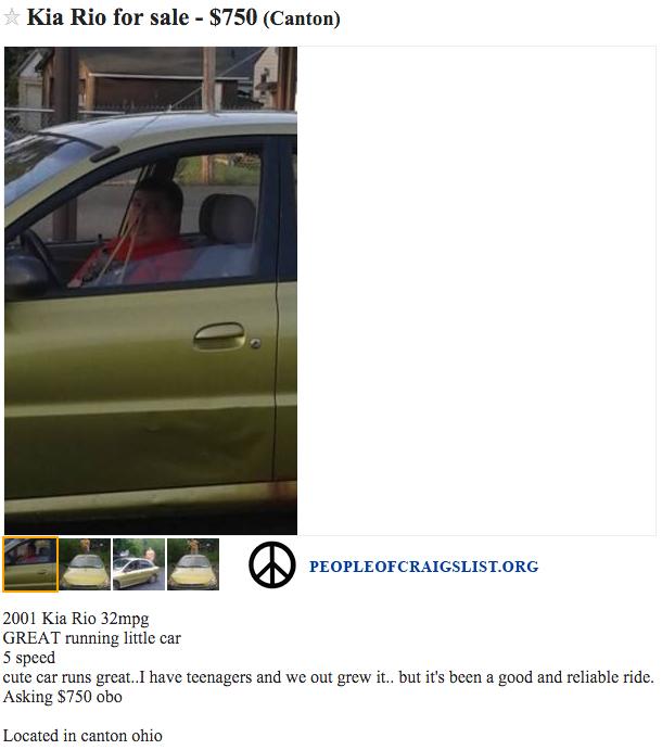 Kia Rio for Sale Craigslist
