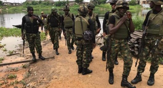 Troops kill top B/Haram commander, others in Borno, Yobe