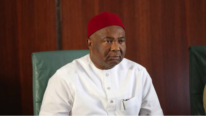 Imo State Governor Hope Uzodinma
