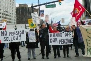 DetroitPensionProtest