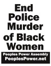 end-police-murder-of-black-women