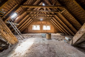 Repurposing your Attic