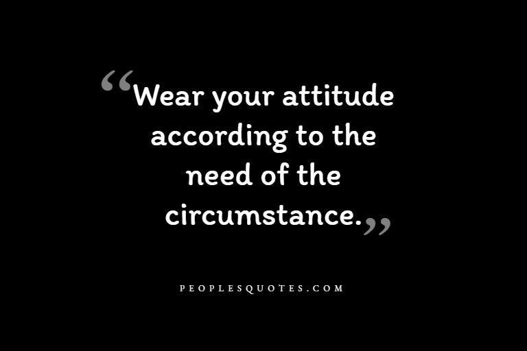 attitude positive quotes