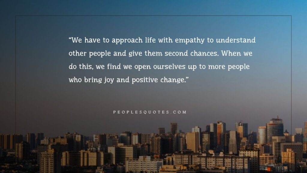 quotes on compassion and empathy