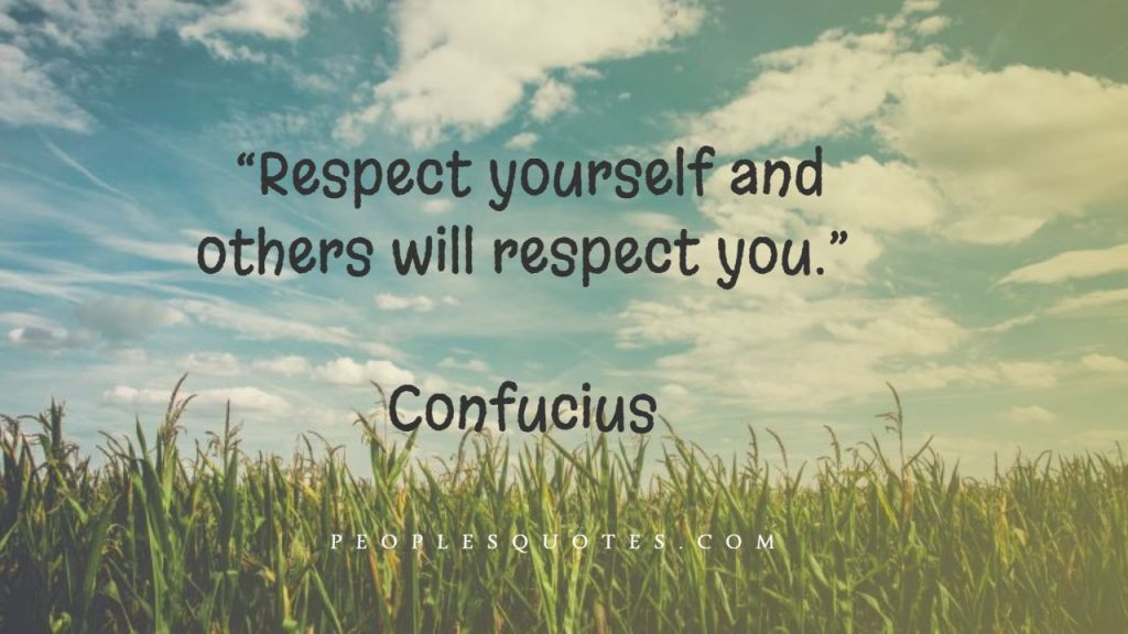 Self-Respect Quotes
