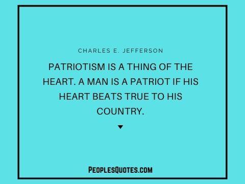 short patriotic quotes